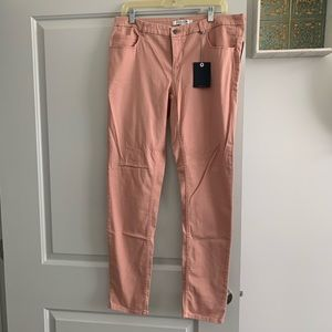 Forever 21 Pink Chino Cotton Pants Size 30 NWT